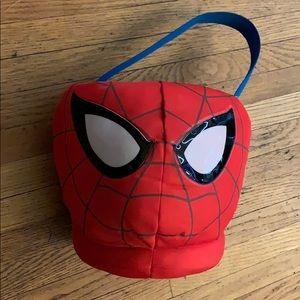 Spiderman basket